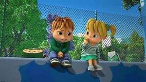 Theodore & Eleanor | Alvin and the Chipmunks Wiki | FANDOM ...