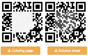 Best Coloring Qr Codes by Qr Code Make Options