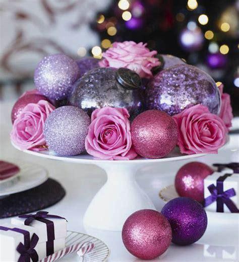 breathtaking purple christmas decorations ideas