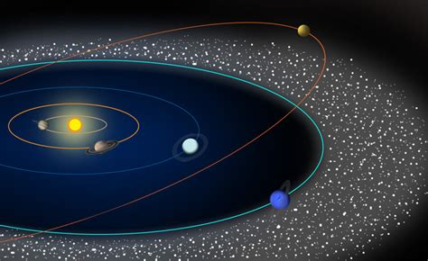 trans neptunian space pushing the boundaries of the solar system futurism