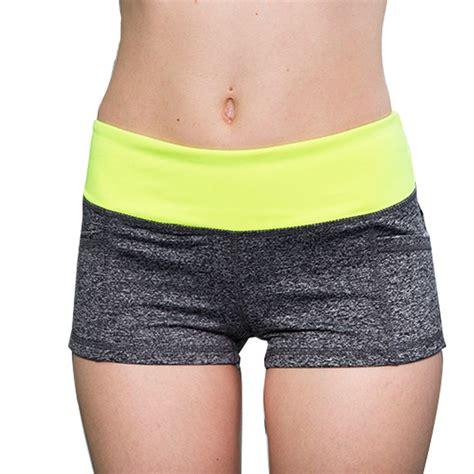 celana wanita soft buy wholesale spandex shorts from china