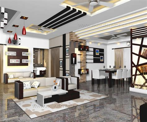 home design pictures interior interior model living and dining from kerala model home