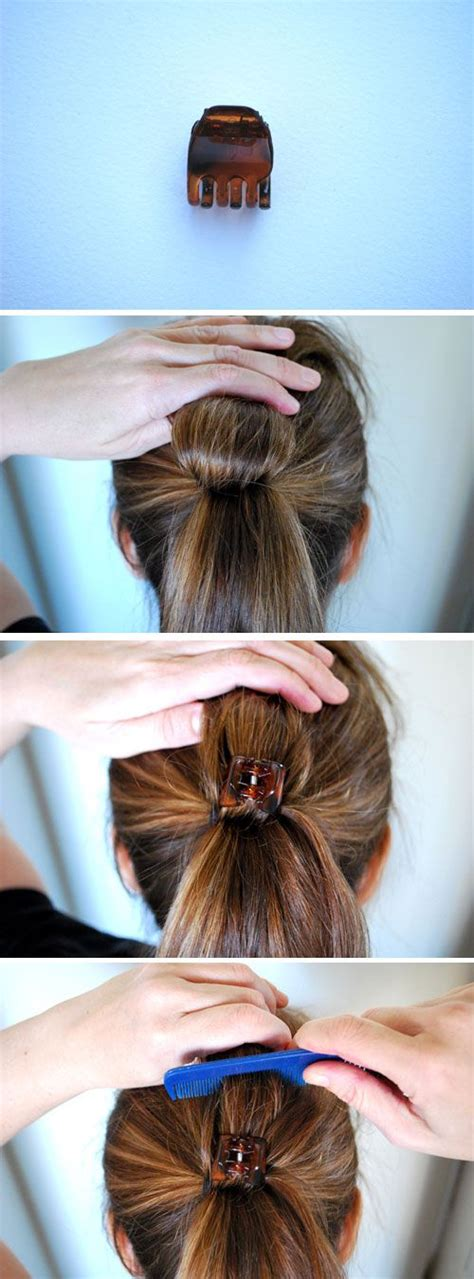 easy trick to make your ponytail look fuller hair hair