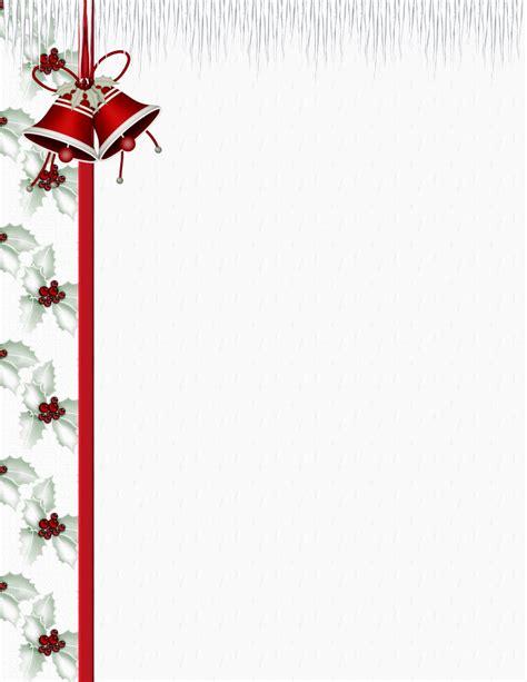 free holiday stationery templates