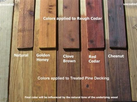 cedar stain ideas  pinterest wood fences