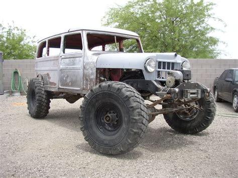 Rat Rod Wagons  4x4 Ratrod  Pinterest  Rats, Jeeps And