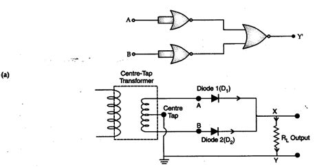 Explain Briefly With The Help Circuit Diagram