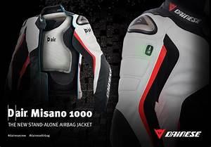 Airbag Moto Autonome : dainese d air misano 1000 un blouson airbag autonome moto magazine leader de l actualit de ~ Medecine-chirurgie-esthetiques.com Avis de Voitures