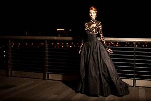 long sleeve elegant black wedding dresses with With elegant black wedding dresses