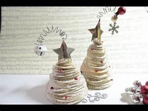 Weihnachtsbaum Deko Basteln : tutorial x mas tree mini weihnachtsbaum deko paperart ~ Lizthompson.info Haus und Dekorationen