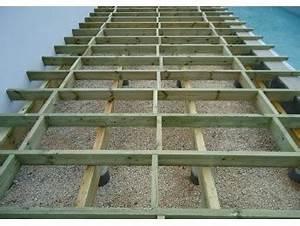 Lambourde Terrasse Composite : lambourdes pin cl iv tekabois ~ Premium-room.com Idées de Décoration