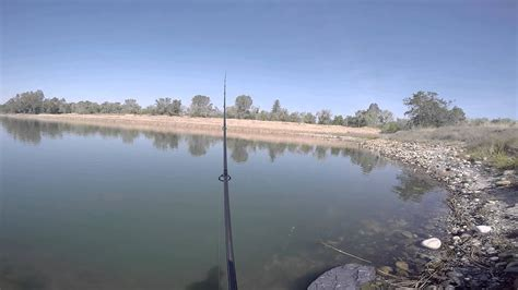 bass bed fishing  avocado lake ca  youtube