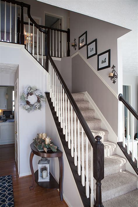 painted banisters timeless and treasured my three diy how to