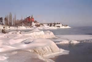Marquette Michigan Winter