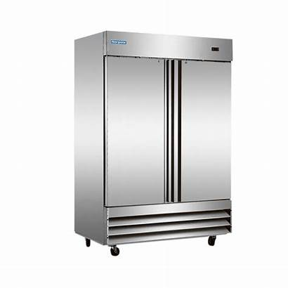 Commercial Stainless Steel Freezer Refrigerator 48 Refrigerators