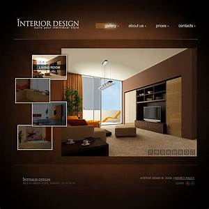 Interior design flash template 19551 for Interior design templates free download