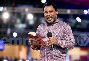 Did TB Joshua Prophesy The Military Coup In Zimbabwe ...