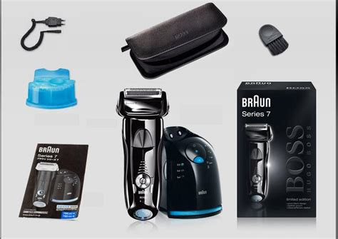 Braun Series 7 790cc 4 Shaver braun series 7 790cc 4 electric shaver review