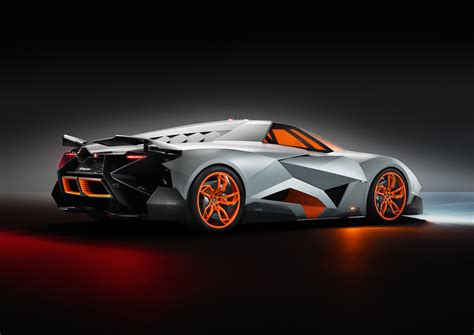 New Lamborghini Egoista Hd Wallpapers 2013