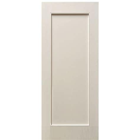 white shaker doors escon doors mp6001wp 1 panel primed white shaker style 1058