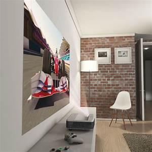 Videoprojecteur Salon : comment installer un home cin ma dans un petit son ~ Dode.kayakingforconservation.com Idées de Décoration