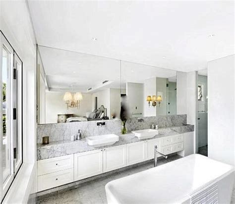 Modern Master Bathroom Vanities by Floating Vanity Modern Bathroom Benjamin Cloud