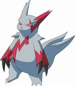 Zangoose - Pokémon Wiki - Wikia