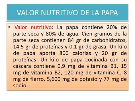 valor nutricional de la chirimoya zacarias