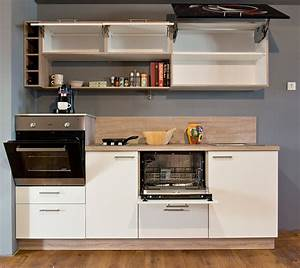 Kleine Küchenzeile Ikea : kleine k chenzeile mit elektroger ten ~ Michelbontemps.com Haus und Dekorationen