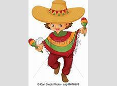 Clipart dance hat mexican Clipart Collection Mexican