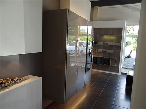 Häckermusterküche Designküche Mit Grauwacke Arbeitsplatte
