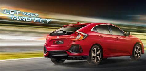 Gambar Mobil Honda Civic Hatchback by All New Honda Civic Hathback Honda Jakarta Timur