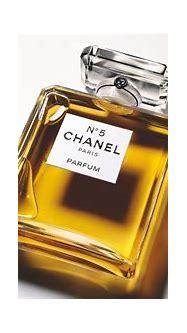 Top 5 Chanel Perfumes