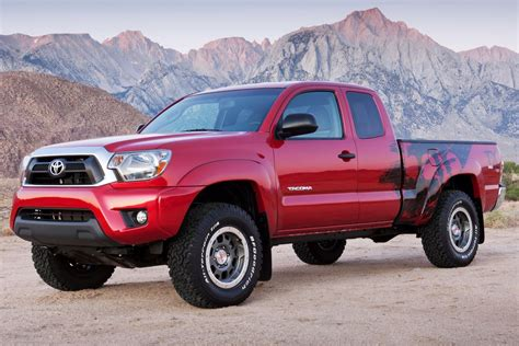 Tacoma Toyota 2015 by 10 Facts That Separate The 2015 Toyota Tacoma From All