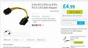 Hp Z620  U0026gt  2 Questions Regarding 6pin  U0026gt 8pin - Hp Support Community