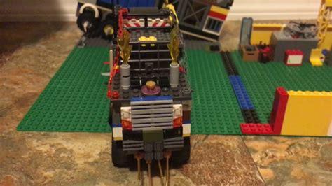 lego moc zombie apocalypse base vehicles