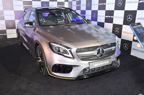 See the full review, prices, and listings for sale near you! 2017 Mercedes-AMG CLA 45 4MATIC, 2017 Mercedes-AMG GLA 45 4MATIC launched in India