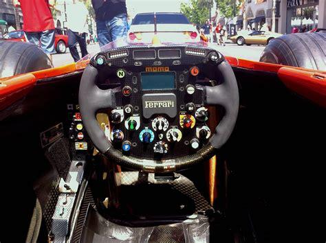 Ferrari F1 Cockpit [oc] [2592 × 1936]