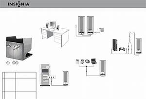 Insignia Speaker System Ns