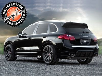 Best Porsche Cayenne Car Leasing Deals