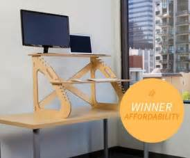 workspace winners a guide to the best affordable standing
