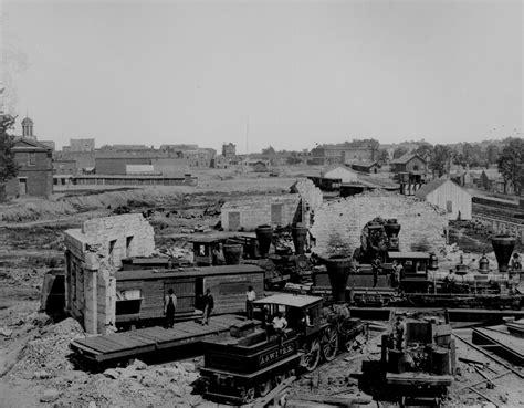 siege weldom civil war photos industry and infrastructure
