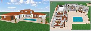best creation maison 3d with creation maison 3d With exceptional creer plan maison 3d 4 realisation salle de bain 3d