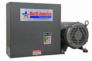 Pl-15 Pro-line 15hp Rotary Phase Converter