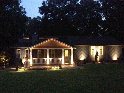 lighting outside house ideas outside house lighting ideas outdoor living plus
