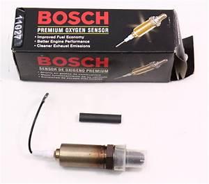 Bosch 11027 Universal Oxygen O2 Sensor Vw Rabbit Jetta