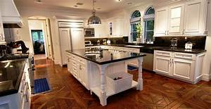 orange county ca custom home kitchen and bathroom With best brand of paint for kitchen cabinets with custom business stickers