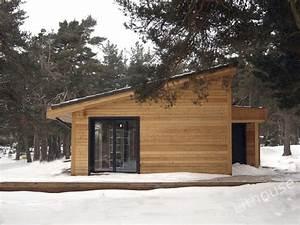 Maison Préfabriquée En Bois : maison pr fabriqu e moderne sa78 jornalagora ~ Premium-room.com Idées de Décoration
