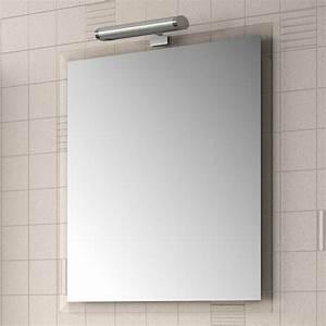 miroir salle de bain conforama With salle de bain design avec miroir de salle de bain castorama
