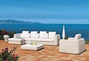 Canapé D Extérieur : acheter canap ext rieur agora meubles valence 26 ~ Teatrodelosmanantiales.com Idées de Décoration